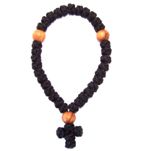 Chotki, prayer beads used in The Way of a Pilgrim