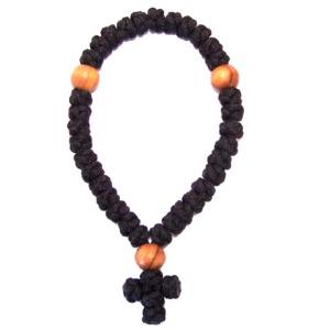 Chotki, prayer beads used in The Way of a Pilgrim