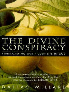 Dallas Willard The Divine Conspiracy