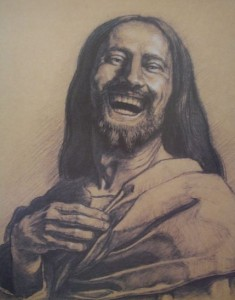 What Jesus probably looked like when people yelled about him nursing.